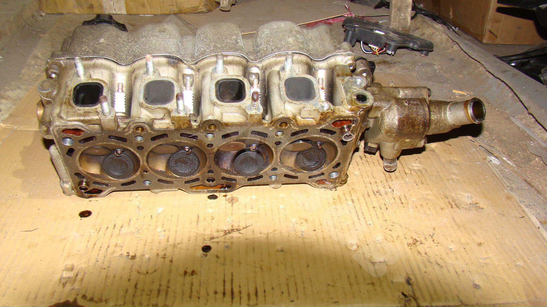 Капремонт двигателя дэу нексия своими руками 41